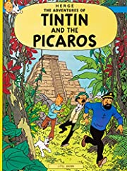 Tintin and the Picaros (The Adventures of…