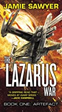 The Lazarus War: Artefact by Jamie Sawyer