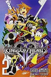 Kingdom Hearts II, Vol. 2 - manga (Kingdom…