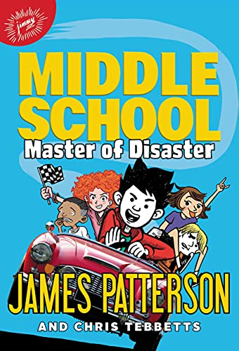 Master of Disaster by James Patterson