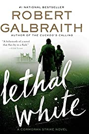 Lethal White (A Cormoran Strike Novel) de…
