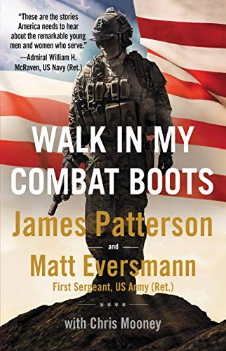Walk in my Combat Books by James Patterson
