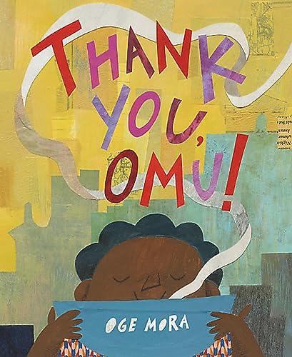 THANK YOU, OM! BY OGE MARA