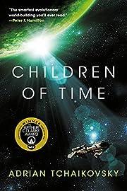 Children of Time – tekijä: Adrian…