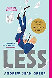 Less : a novel av Andrew Sean Greer