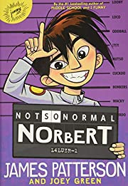Not So Normal Norbert par James Patterson