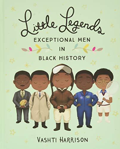 Little Legends by Vashti Harrison