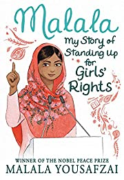 Malala: My Story of Standing Up for Girls'…
