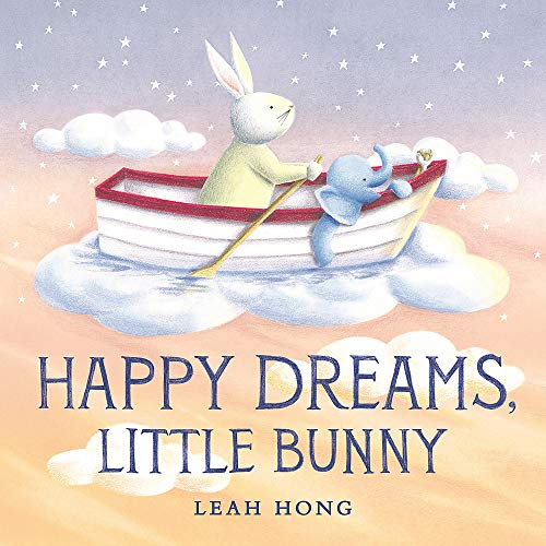 Happy Dreams, Little Bunny by Leah Hong