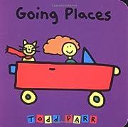 Going Places – tekijä: Todd Parr