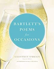 Bartlett's Poems for Occasions de…