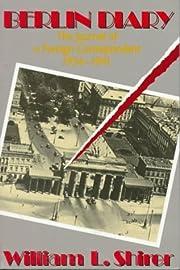 Berlin Diary por William L. Shirer