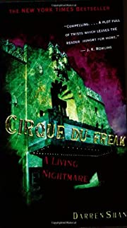 Cirque Du Freak #1: A Living Nightmare: Book…