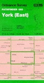 Ordnance Survey Pathfinder Series 665 York…