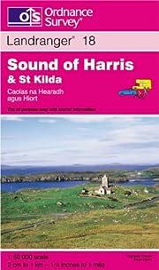 Sound of Harris and St.Kilda (Landranger…