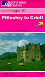 Pitlochry to Crieff (Landranger Maps) por…