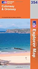 Explorer Map 354: Colonsay & Oronsay by…