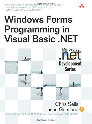 PDF] Windows Forms Programming in Visual Basic  NET   Free eBooks