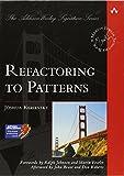 couverture du livre Refactoring to Patterns