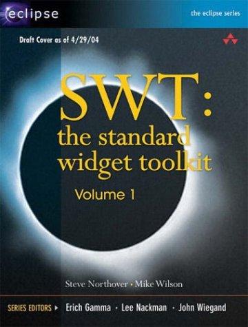 Swt the standard widget toolkit volume 1