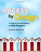 Access by Design: A Guide to Universal…