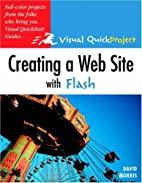 Creating a Web Site with Flash: Visual…