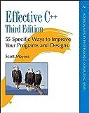 couverture du livre Effective C++ (3ème édition)