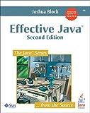 couverture du livre Effective Java