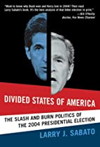 Divided States of America: The Slash And…