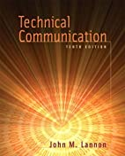Technical Communication (with Resources for…