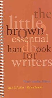 The Little, Brown Essentials Handbook, Third…
