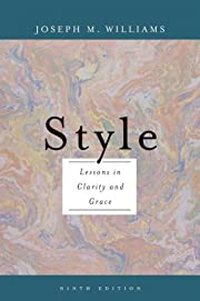 Style : lessons in clarity and grace de…