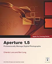 Apple Pro Training Series: Aperture 1.5 por…