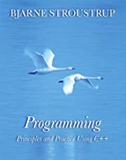 Programming: Principles and Practice Using C…