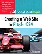 Creating a web site with Flash CS4…