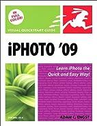 iPhoto 09 for Mac OS X: Visual QuickStart…