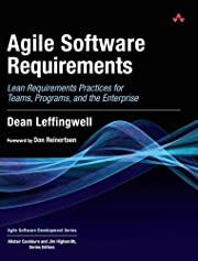 Agile Software Requirements: Lean…