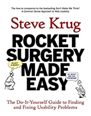 Rocket Surgery Made Easy: The Do-It-Yourself…