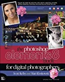Photoshop Elements 8 Book for Digital Photographers (Voices That Matter)