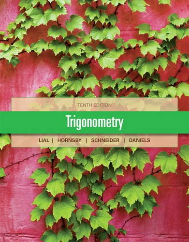 Trigonometry 10th edition by margaret l. Lial pdf ebook | posts.