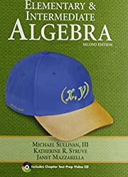 Elementary and Intermediate Algebra plus…