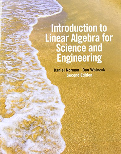 PDF] Introduction to Linear Algebra for Science and Engineering, 2nd