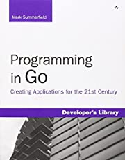 Programming in Go: Creating Applications for…