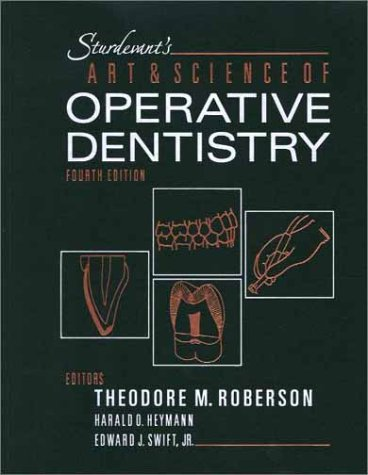 Pdf] download sturdevant s art and science of operative dentistry, 7….