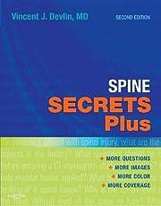 Spine Secrets Plus de Vincent J. Devlin