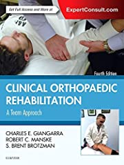 Clinical orthopaedic rehabilitation : a team…