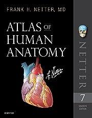 Atlas of human anatomy de Frank H. Netter