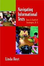 Navigating Informational Texts: Easy and…