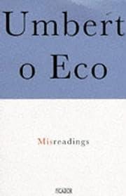 Misreadings af Umberto Eco