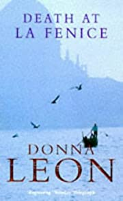 Death at La Fenice de Donna Leon